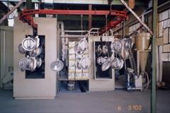 industry industrial-machinery industrial-machinery کوره رنگ.کوره لعاب.کوره استاتیک .کوره تفلون