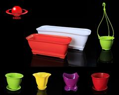 buy-sell home-kitchen dishes تولید و پخش انواع گلدان پلاستیک
