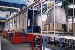 industry industrial-machinery industrial-machinery تونل شستشو.کانوایر.کوره لعاب.کوره استاتیک.