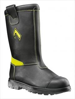 industry safety-supplies safety-supplies چکمه عملیاتی آتش  عایق حرارت HAIX – Fireman yellow