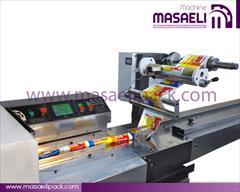 industry machinary machinary دستگاه بسته بندی کروسان