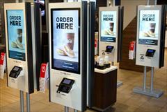 digital-appliances Audio-video-player Audio-video-player کیوسک سفارش گیری با کاربری رستورانی و تریا