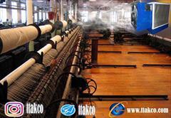 industry textile-loom textile-loom رطوبت ساز نساجی  09199762163 _ رطوبت ساز نخ ریسی