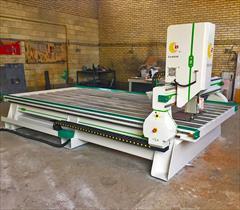industry industrial-machinery industrial-machinery فروش دستگاه فرز چوب CNC  مدل IA250W