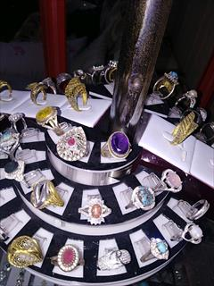 buy-sell antiques old-jewelry فروش انگشترهای نقره