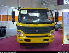 motors trucks-buses-minibuses trucks-buses-minibuses کامیونت الوند 6 و 8 تن نمایندگی سایپا دیزل کد 124