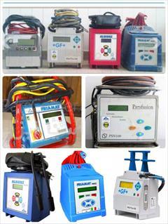 industry water-wastewater water-wastewater تعمیروکالیبراسیون دستگاه جوش پلی اتیلن الکتروفیوژن