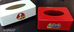 services printing-advertising printing-advertising جعبه پلاستیکی دستمال کاغذی