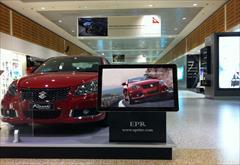 motors sales-agents sales-agents استند تاچ با کاربری اختصاصی برای نمایشگاه ماشین