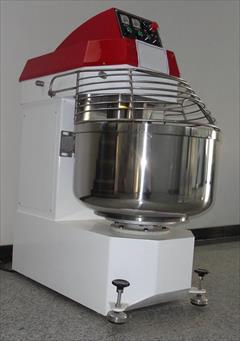 industry industrial-machinery industrial-machinery فروش دستگاه خمیرگیر اسپیرال مخصوص نان های فانتزی
