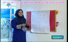 buy-sell home-kitchen video-audio جدیدترین سری  آموزش خیاطی خانم عمرانی-21 دی وی دی
