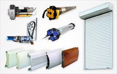 services construction construction قیمت کرکره برقی اتوماتیک هوشمند- موتور و تیغه