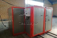 industry industrial-machinery industrial-machinery تولید کننده کوره باکس دو طرفه درب