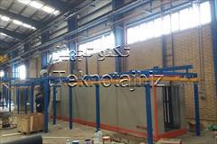 industry industrial-machinery industrial-machinery کوره پیوسته خطی