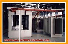 industry machinary machinary تولید کننده کوره پخت رنگ پودری