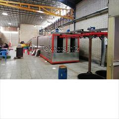 industry industrial-machinery industrial-machinery خدمات نصب و راه اندازی کوره کانوایری تیپ U