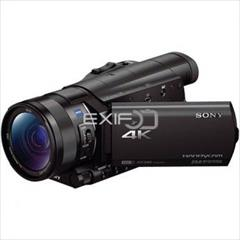 digital-appliances camcorder camcorder-sony دوربین سونی فیلمبرداری AX100