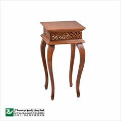 buy-sell home-kitchen table-chairs میز خاطره و تلفن چوبی ، دکوری ، آباژور کلاسیک ساج