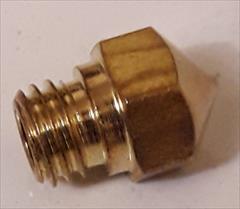 industry other-industries other-industries نازل برنجی 1.75mm پرینتر سه بعدی MK10