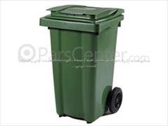 industry cleaning cleaning مخزن زباله چرخ دار، مخزن زباله پدال دار