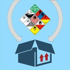 services business business بسته بندی و حمل کالای خطرناک