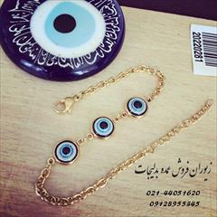 buy-sell personal watches-jewelry عمده دستبند چشم نظر سه تایی زیوران