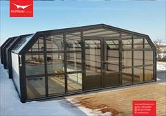 services construction construction سقف متحرک پلی کربنات