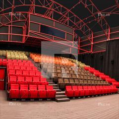 real-estate factory-stock-halls factory-stock-halls شرکت رض کو تولید کننده صندلی های سینما  آمفی تئاتر
