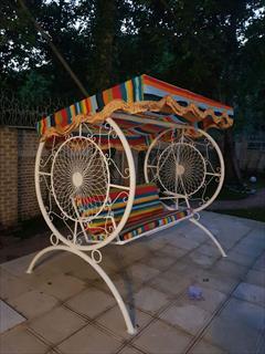 buy-sell home-kitchen table-chairs میزصندلی آلومینیم  شش نفره طاووسی