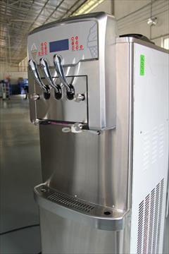 industry food food دستگاه بستنی ساز فول آپشن ژاپنی