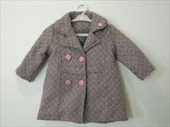 buy-sell personal clothing فروش فوق العاده پالتو دخترانه 3_5 سال
