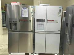 buy-sell home-kitchen kitchen-appliances یخچال الجی j317