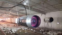 industry machinary machinary جت هیتر موشکی گازسوز - هیتر مرغداری 09199762163