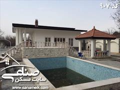 real-estate land-for-sale land-for-sale فروش 2317 متر باغ ویلا در بکه شهریار  کد 907