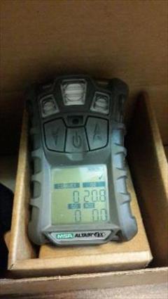 industry safety-supplies safety-supplies فروش انواع گازسنج های پرتابل MSA.altair 4x
