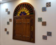 buy-sell handmade home-decoration ساخت درب و پنجره ارسی یا گره چینی