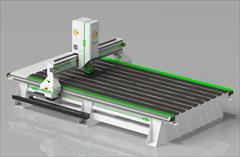 industry industrial-machinery industrial-machinery دستگاه CNC چوب و ام دی اف مدل IA400W