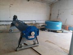 industry machinary machinary دستگاه آبگیر لولهای بدون درب و درب دار