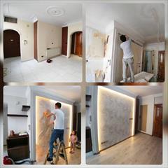 services construction construction بازسازی آپارتمان ویلا-بامشاوره طرح وهماهنگی بودجه