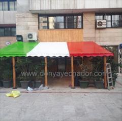 services construction construction طراحی، فروش و دوخت  انواع چتر، آلاچیق، سایه بان