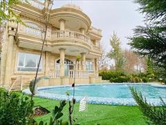 real-estate land-for-sale land-for-sale 1075 متر باغ ویلای سوپر لوکس در دهکده ویلایی باران