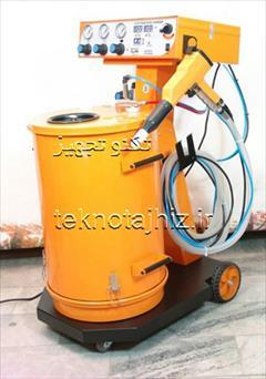 industry industrial-machinery industrial-machinery فروش و تعمیر انواع دستگاه رنگپاش پودری پوکنا
