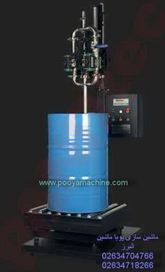 industry machinary machinary دستگاه پرکن نیمه اتوماتیک بشکه و گالن