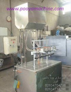 industry machinary machinary دستگاه پرکن اتوماتیک پمپی مایعات غلیظ