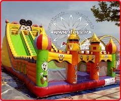 buy-sell entertainment-sports toy سرسره بادی میکی موس