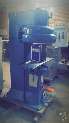 industry machinary machinary دستگاه دربند حلب مدل  KPT M803