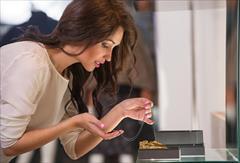 buy-sell personal watches-jewelry فروش حضوری زیورآلات الماسین به مدت 3 روز