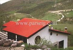 industry iron iron مشاوره ، طراحی و اجرای سقف های شیروانی
