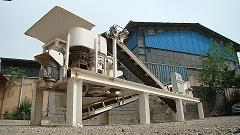industry machinary machinary سنگ شکن موبایل با ظرفیت تولید 30 الی 50 تن در ساعت