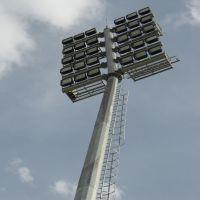industry iron iron دکل استادیومی نورسازان پارسه